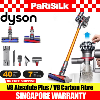 qoo10 dyson v8 absolute small appliances. Black Bedroom Furniture Sets. Home Design Ideas