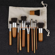 Hot 11Pcs Professional Makeup Brushes Set Makeup Tools
