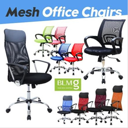 Mesh Office Chair Series★Best Selling★Furniture★Singapore★Sale★Home deco