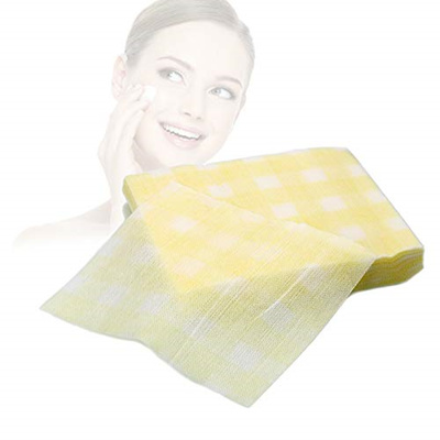 Shoppy Star: Premium Disposable Face Towels Deep Cleaning Face Paper Wash  Towel Cloth Makeup Removal