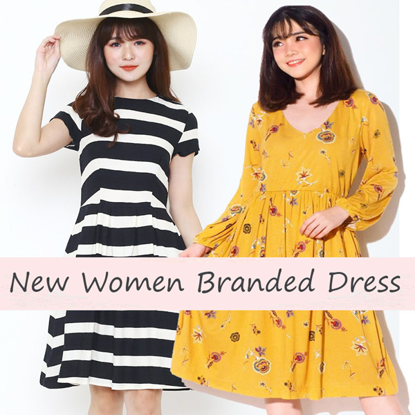 New women Branded Dress Deals for only Rp72.000 instead of Rp88.889