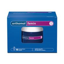 Ortomol Femin Capsules for Menopausal Women 90 Days (180 Capsules)