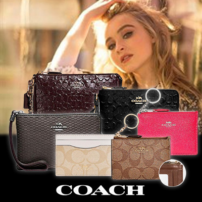 [Coach]?Mar 15th Restock? 100% AUTHENTIC Coach Women Wallet Collection /Lowest price / Free Shipping from USA Deals for only S$359 instead of S$0