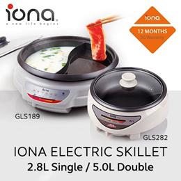 [IONA] 2.8L   5.0L Multi Cooker   Steamboat  Yuan Yang Pot   GLS282   GLS189