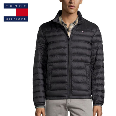 ajatuksia sulavalinjainen esikatselu [TOMMY HILFIGER SALE ck178] Tommy Hilfiger Packable Lightweight down padded  men s down jacket winter