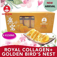 Royal Collagen Golden Birdnest 150ml X 6 Gift Set Promotion