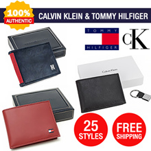 18FW Tommy / CK ®️ Wallet Collection ©️ US-BUYER  Official Store®️ Only 2018-08-16, Lowest Price Time Sale !!