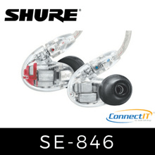 Shure SE846  Noise Isolating Earphones (Local Warranty)