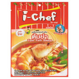 Healthy Boy Brand I-Chef Tom Yum Sauce 50g HALAL