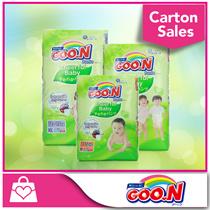 ★GOON★ GOO.N Cheerful Baby Pants x 3packs (M / L / XL)