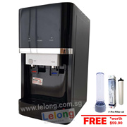 Water Dispenser KDN300A Antioxidant ORP Alkaline Pi Energy Hot Cold Water Dispenser