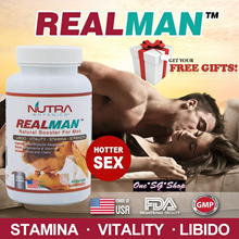 {FREE GIFT} Realman™ ✅ Maca✅ Tongkat Ali ✅ Sexual Enhancement✅Men Supplements✅ Erection✅ Penis ✅ Etc