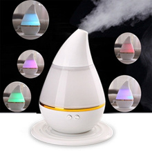 Ultrasonic Home Aroma Humidifier Air Diffuser Purifier Lonizer Atomizer 200ml