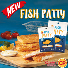 [AA] Fish Patty 624g (2 pkt x 6 pcs). Quality Brand by CP.