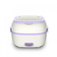 Multifunction Stainless Steel Electric Mini Rice Cooker Lunch Box