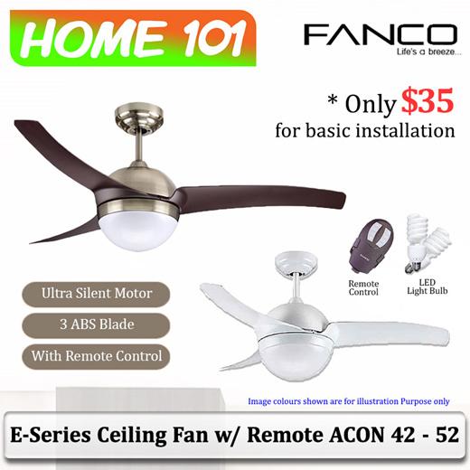 Qoo10 Fanco Acon 42 52 Major