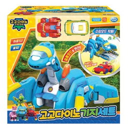 ◀ GOGO DIno ▶ Base Set / Kids Toys / Baby EDUCATIONAL TOYS / ROBOT