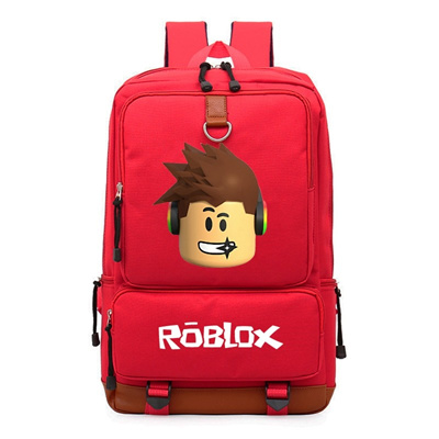 Qoo10 - roblox game casual backpack teenagers kids boys ...