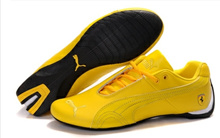PUMA FERRARI SPORT SHOE TRAVELING SHOE DRIVING SHOE LEISURE SHOE