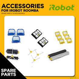 ACCESSORIES FOR iROBOT ROOMBA