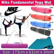 NIKE YOGA MAT Fully Reversible Superior Yoga Mat/ 3mm closed-cell foam