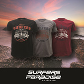 (NEW IN!) Surfers Paradise 234 – Graphic Cotton Tee