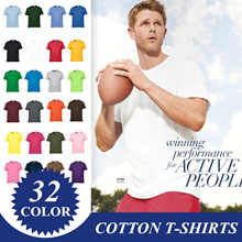 ¥Authentic GILDAN COTTON T-SHIRTS¥ Anti Shrink / T-shirt Wholesale!¥Size XS to XXXL¥ Short Sleeve