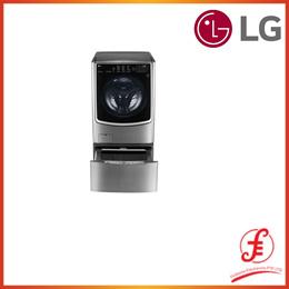 LG F2721HTWV+T2735NTWV 21/12KG WASHER DRYER/ 3.5KG MINI WASHER ***2 YEARS LG WARRANTY(F2721HTWV+T273