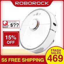 [ S6 S5 Singapore ] Roborock S5 S6 Robotic Vacuum Xiaomi Gen3/Gen2 Vacuum Cleaner Sweeping Mopping
