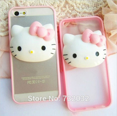 buy popular 06986 acd04 3d cartoon hello kitty tpu+pc phone case cover iphone 5s se 6 6s plus 7  plus samsung s6 s7 edge