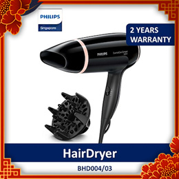 Philips BHD004/03 EssentialCare Hairdryer 1800W Cool shot Diffuser 220-240V