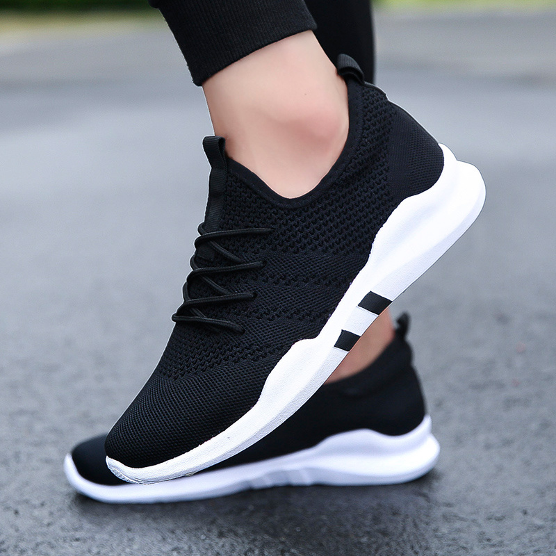 Casual Shoes Fashionl Men Sneakers Lace