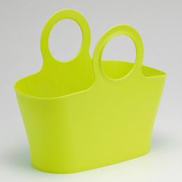 Japan imports handheld shopping baskets, sundry basket, candy basket, plastic basket, plastic bath b
