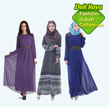 ✿ SILKYTREND ✿ UPDATED MAY and June- Fashion Jubah Collection
