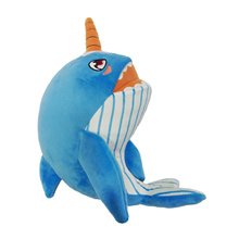 Narwhals Stuffed Baby Plush Shark Toy with Cute Music
