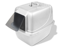 Van Ness CP7 Enclosed Cat Pan/Litter Box, Extra Large, colors are assorted