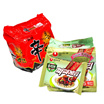 [Stocks in Malaysia] NON-HALAL / KOREA NO #1 INSTANT NOODLES SHIN RAMYUN AND CHAPAGHETTI / 5 packs in SET
