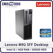 Qoo10 - [Refurbished] Lenovo ThinkCentre M92 tower/ intel Core i5
