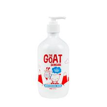 THE GOAT SKINCARE WASH 500ML - ORIGINAL MANUKA HONEY LEMON MYRTLE GOAT SKINCARE SOAP