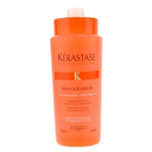Kerastase NU Van Oreo Relax Shampoo - (For Dry and Painted Hair) Salon Size 1000 ml [Imported Items]