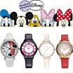 ★ Authentic Guarantee ★ Disney / Mickey Mouse / Barbie Watch Collections for Adults and Children