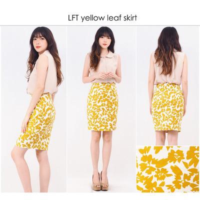 LFT Yellow Skirt
