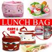 Lunch bag  hk and cars (Tas ini bisa berfungsi sebagai cooler bag + warmer bag )
