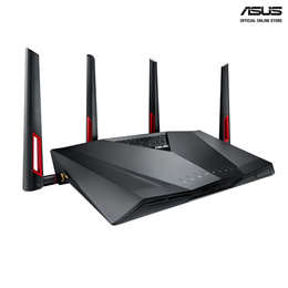 10.10 Promtion! ASUS RT-AC88U Wireless AC3100 Dual-Band Gigabit Router AiProtection, Double Gaming Boost,Cross Platform Compatability. Local Stocks and Warranty!