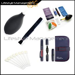 Camera Lens/Filter Cleaning Wipes/Kit Clean Pen Lenspen Blower Cloth Tissue Sensor CCD/CMOS Swab