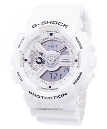 [Creation Watches] Casio G-Shock Shock Resistant Analog Digital GA-110MW-7A GA110MW-7A Mens Watch