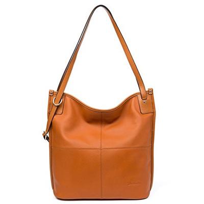 35731134d348 BOSTANTEN[Shipping from USA]BOSTANTEN Women Leather Hobo Handbags Tote  Purse Top-handle Shoulder Bag on Sale