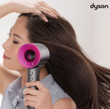 ★MAKE $490★Dyson Hair dryer SuperSonic HD01 WSN Dyson Supersonic /  White silver / Pink