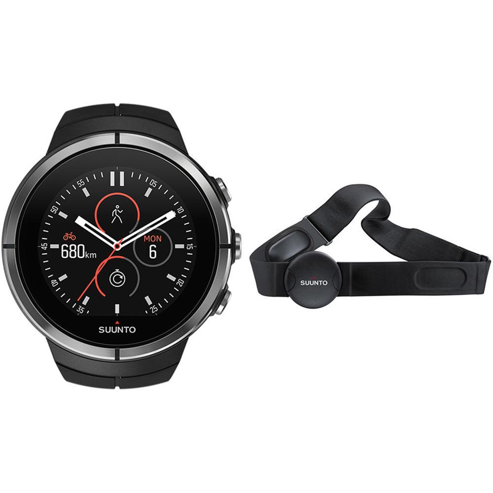 Suunto Spartan Ultra Black SS022658000 多功能智能手錶