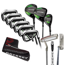 Callaway Ladies Graphite Golf Club 10 Piece Set